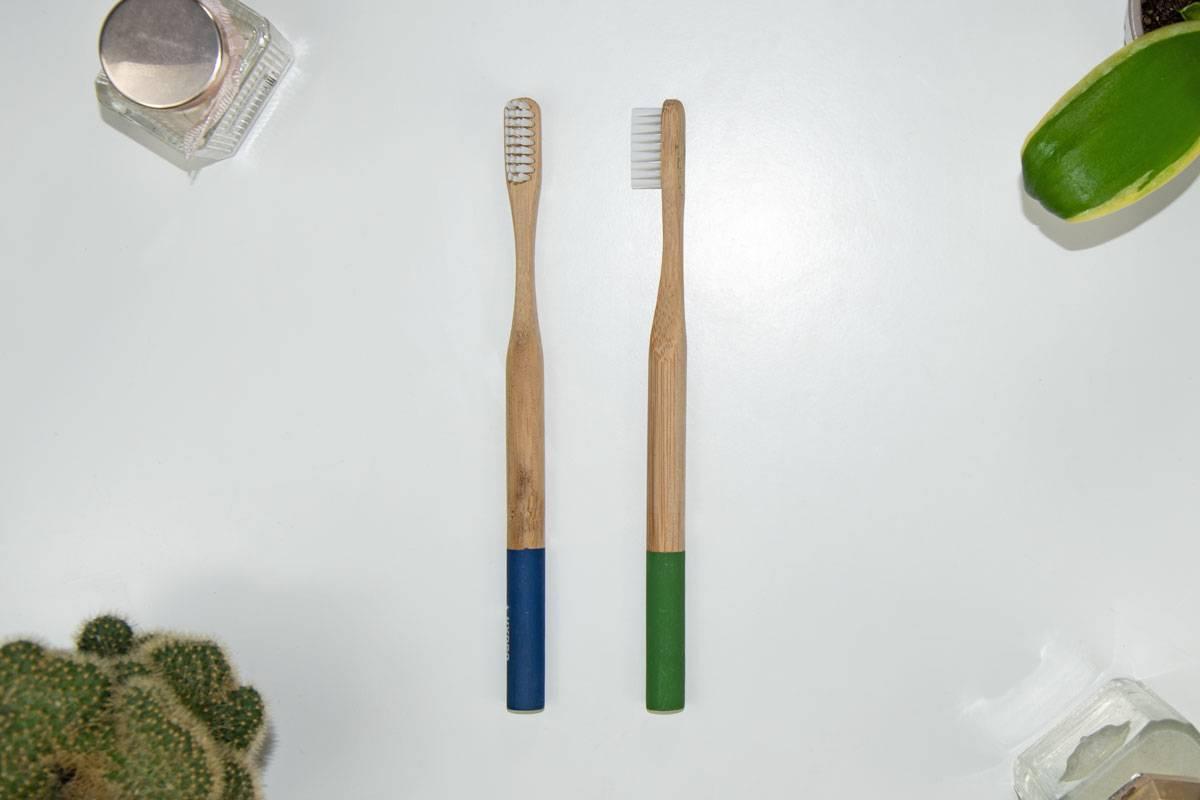 Hydrophil Bambus Zahnbürste im Test